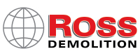 Ross Demolition Logo
